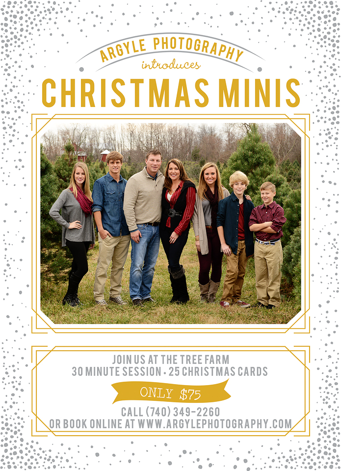 Christmas Tree Farm Mini Sessions.Christmas Tree Farm Mini Sessions Argyle Photography