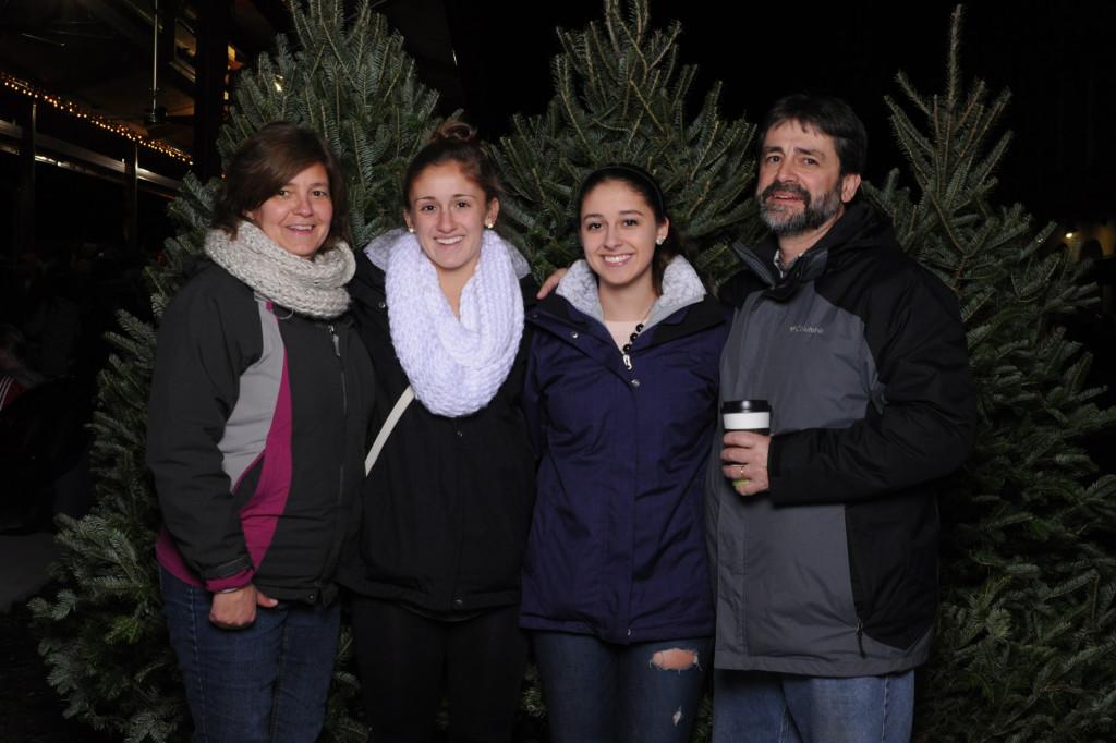 Canal Market District Christmas.  Newark, Ohio